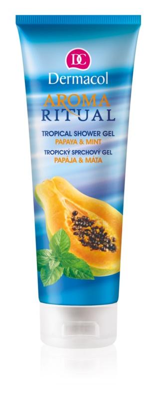 Dermacol Aroma Ritual tropikalny żel pod prysznic