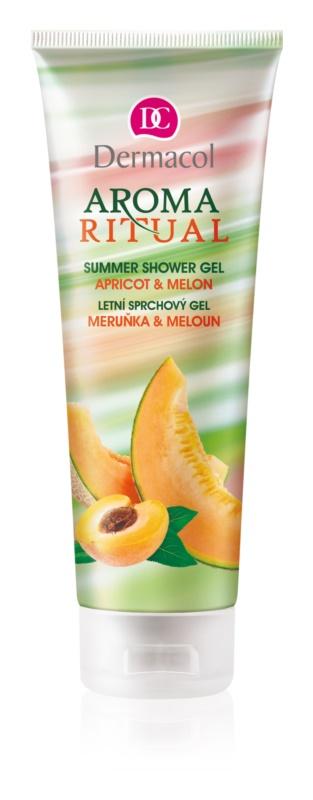 Dermacol Aroma Ritual gel de duș pentru vară