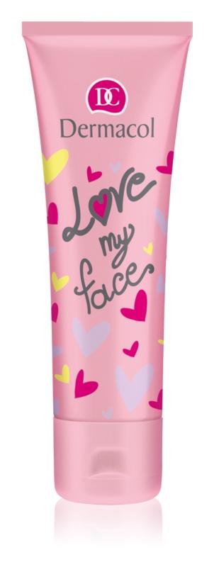 Dermacol Love My Face pomirjujoča krema za mlado kožo