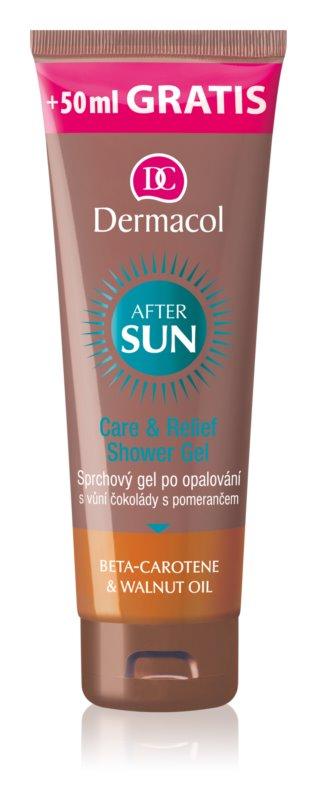 Dermacol After Sun sprchový gél po opaľovaní s betakaroténom