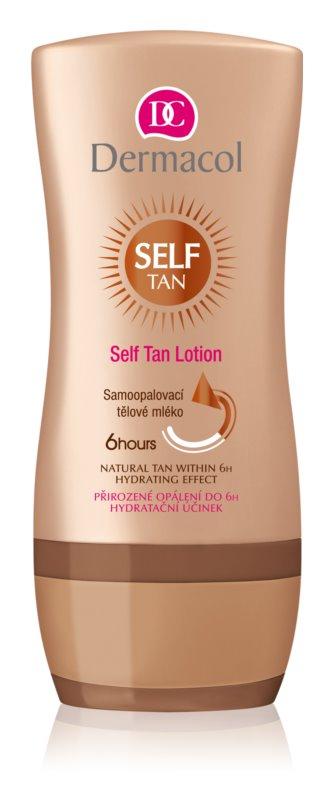 Dermacol Self Tan lotiune autobronzanta