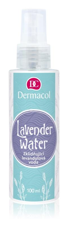 Dermacol Lavender Water apă de lavandă calmantă