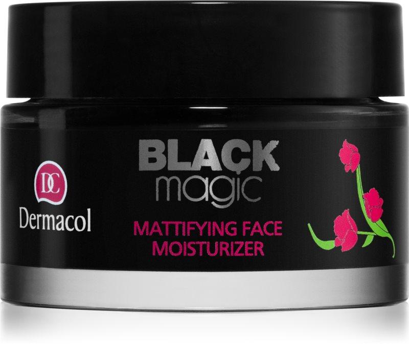 Dermacol Black Magic matterende hydraterende gel