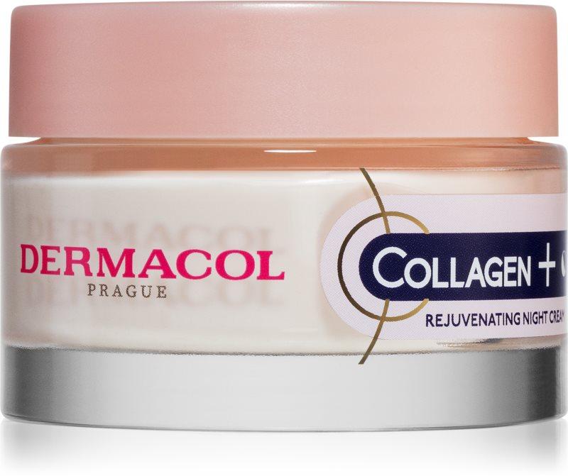 Dermacol Collagen+ intenzivní omlazující noční krém