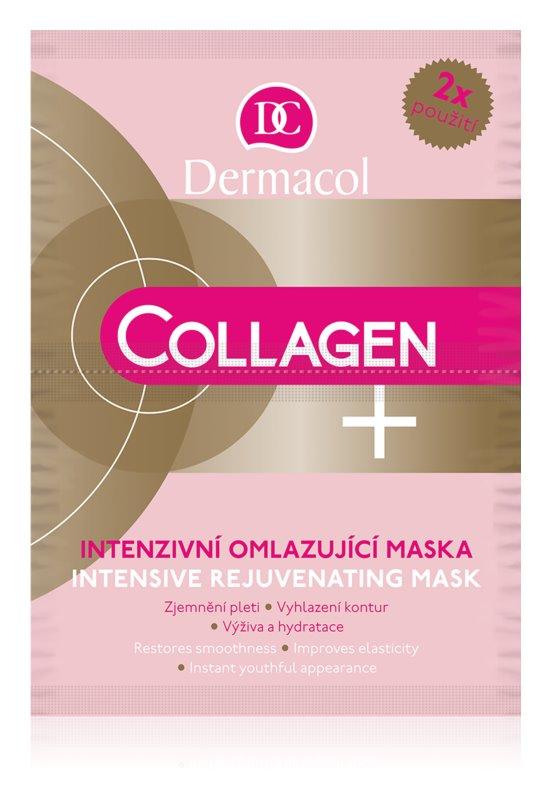 Dermacol Collagen+ omladzujúca maska