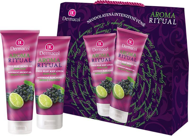 Dermacol Aroma Ritual kosmetická sada IV.