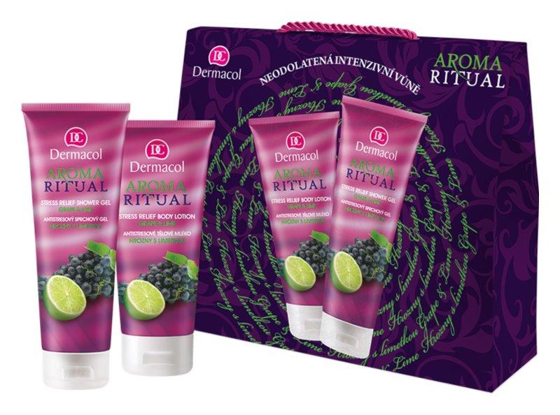 Dermacol Aroma Ritual kozmetični set IV.