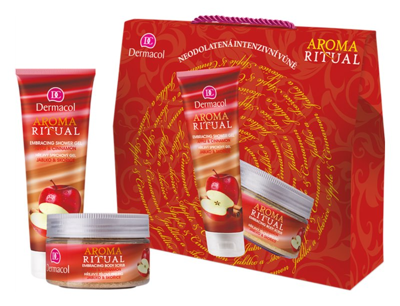 Dermacol Aroma Ritual kozmetični set VI.