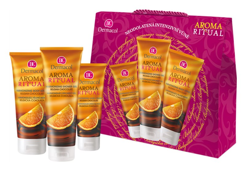 Dermacol Aroma Ritual set cosmetice I.