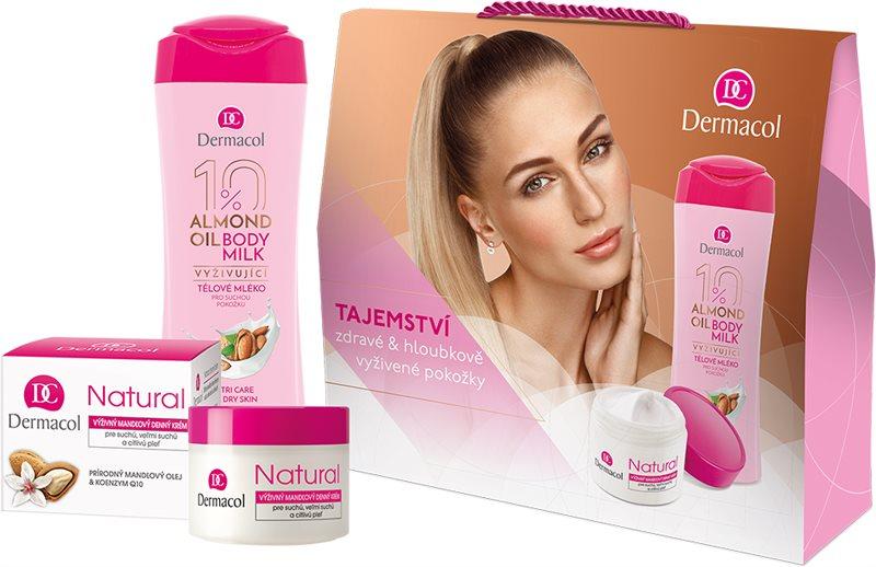 Dermacol Body Care Almond Oil coffret cosmétique I.