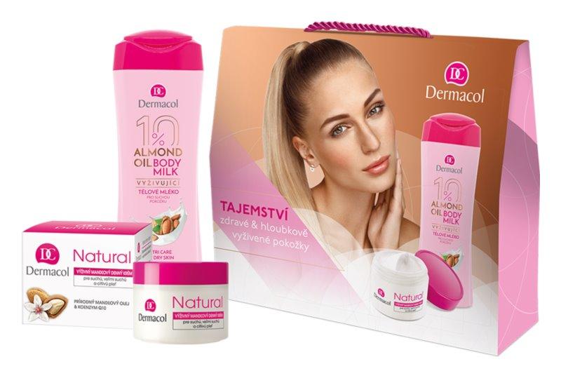 Dermacol Body Care Almond Oil Kosmetik-Set  I.