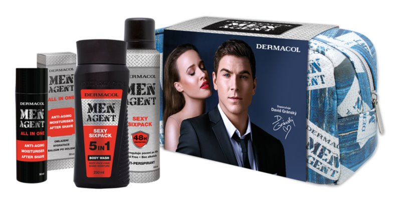 Dermacol Men Agent Cosmetic Set I.
