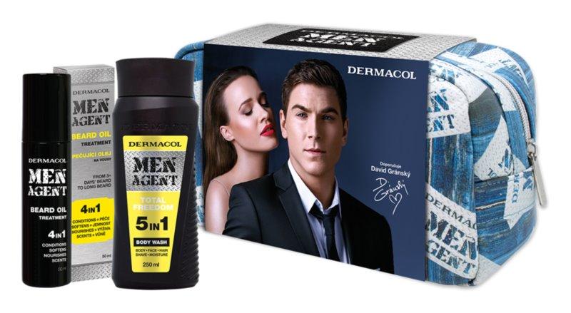 Dermacol Men Agent kosmetická sada II.