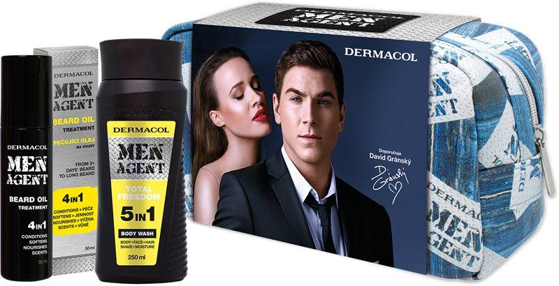 Dermacol Men Agent set cosmetice II.