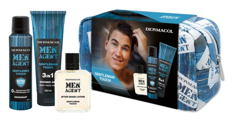 Dermacol Men Agent Gentleman Touch coffret cosmétique I.