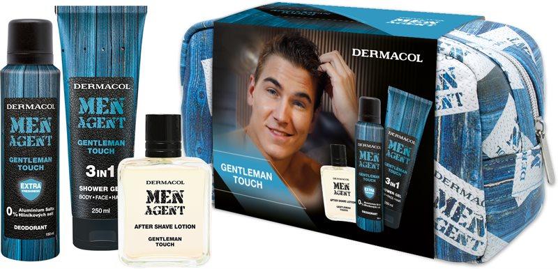 Dermacol Men Agent Gentleman Touch kosmetická sada I.