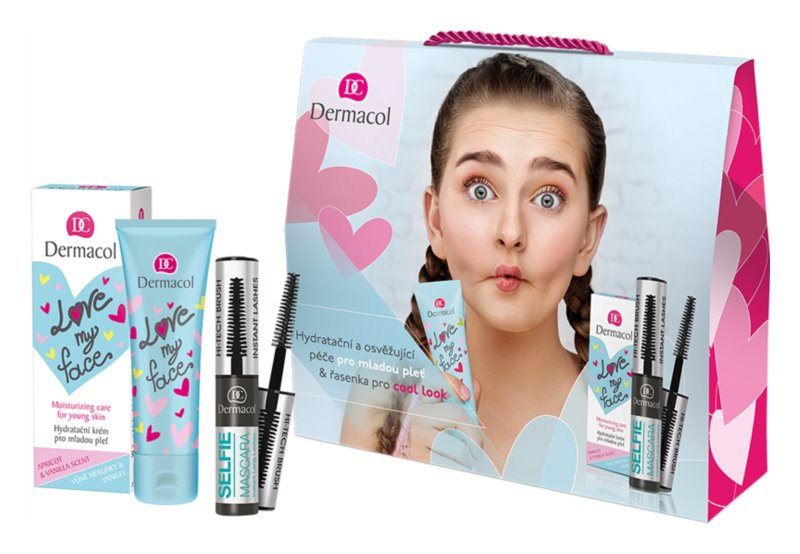 Dermacol Love My Face kosmetická sada I.