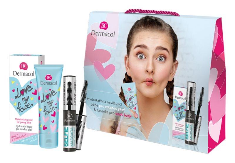 Dermacol Love My Face kozmetická sada I.