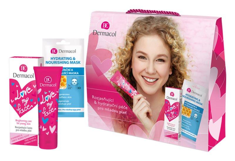 Dermacol Love My Face kosmetická sada II.