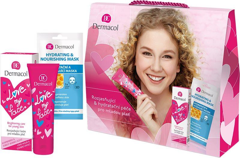 Dermacol Love My Face kozmetická sada II.