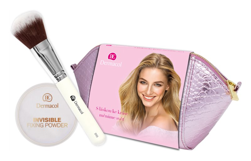 Dermacol Master Brush by PetraLovelyHair coffret I.