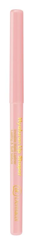 Dermacol Hyaluron прозорий олівець для губ