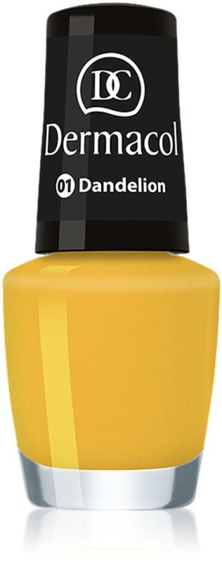 Dermacol Mini Summer Collection лак для нігтів