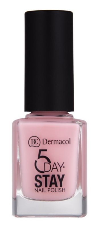 Dermacol 5 Day Stay vernis à ongles longue tenue