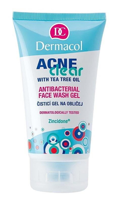 Dermacol Acneclear gel nettoyant pour peaux à problèmes, acné