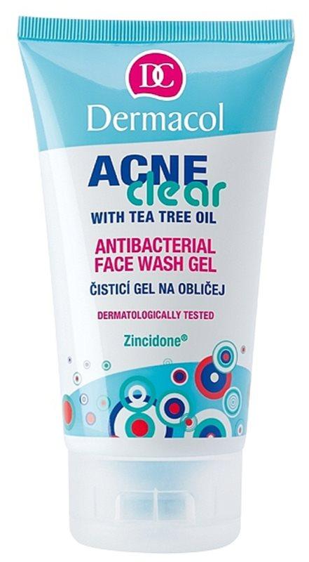 Dermacol Acneclear Reinigungsgel  für problematische Haut, Akne