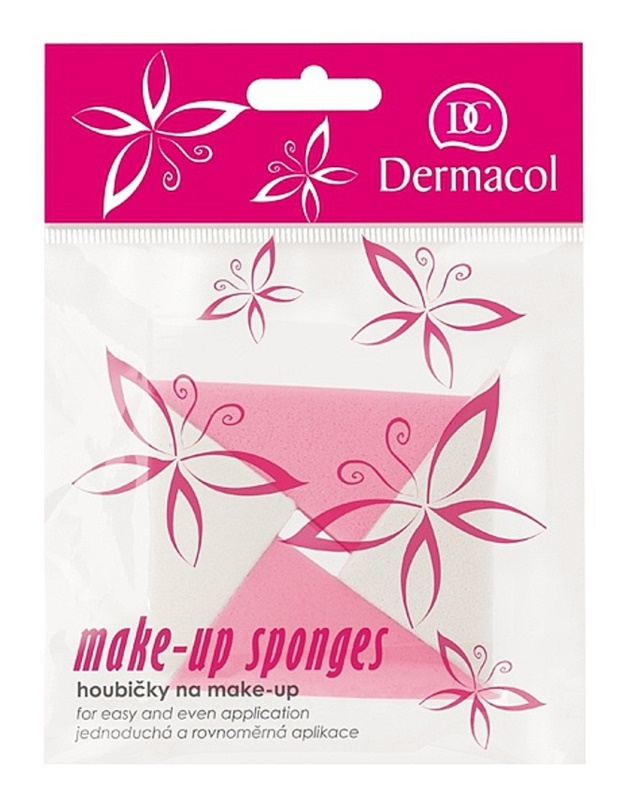 Dermacol Accessories Dreieck Make-Up-Schwamm