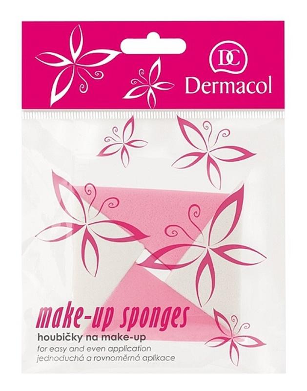 Dermacol Accessories háromszög alakú make-up szivacs