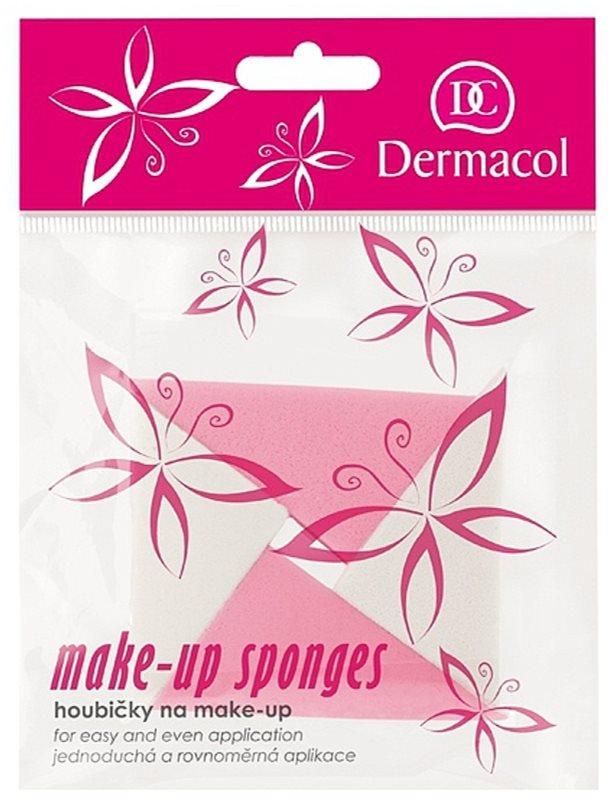 Dermacol Accessories trojúhelníková make-up houbička