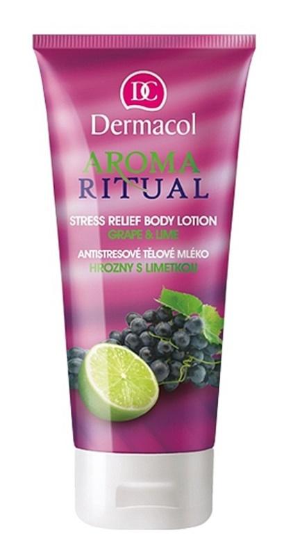 Dermacol Aroma Ritual lotiune de corp anti-stres
