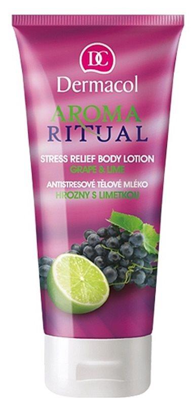 Dermacol Aroma Ritual антистресове молочко для тіла