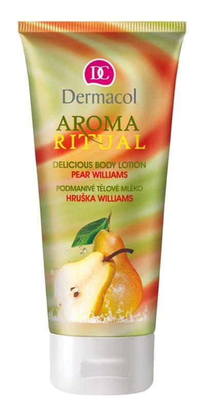 Dermacol Aroma Ritual elbűvölő testápoló