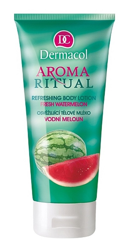Dermacol Aroma Ritual osvěžující tělové mléko
