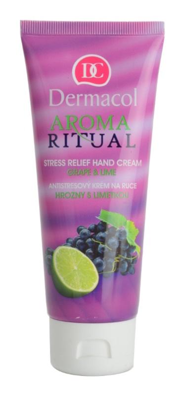 Dermacol Aroma Ritual antistresový krém na ruce