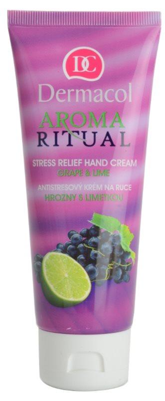 Dermacol Aroma Ritual Handcreme gegen Stress