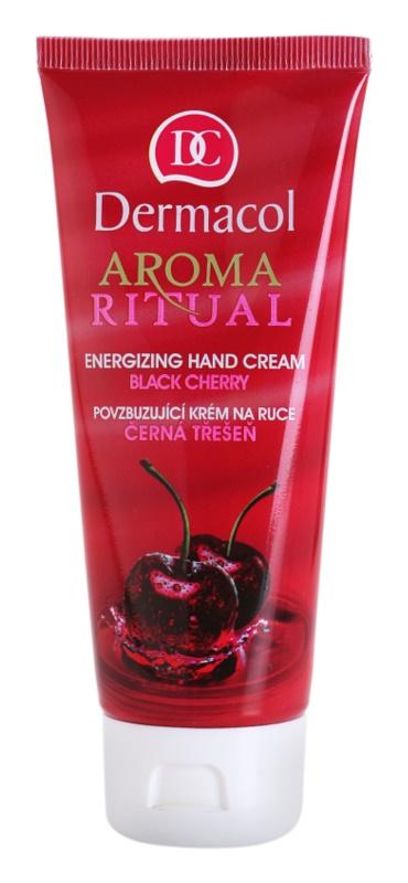 Dermacol Aroma Ritual creme energizante para mãos