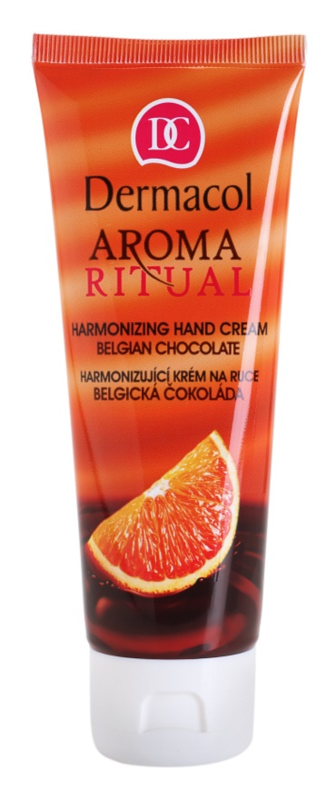 Dermacol Aroma Ritual crema regeneradora para manos
