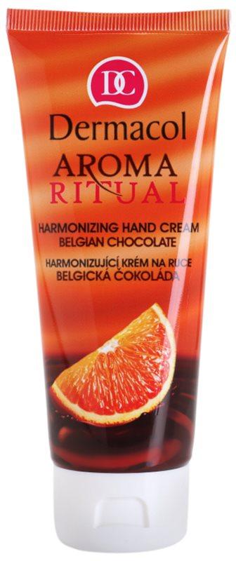 Dermacol Aroma Ritual regeneračný krém na ruky