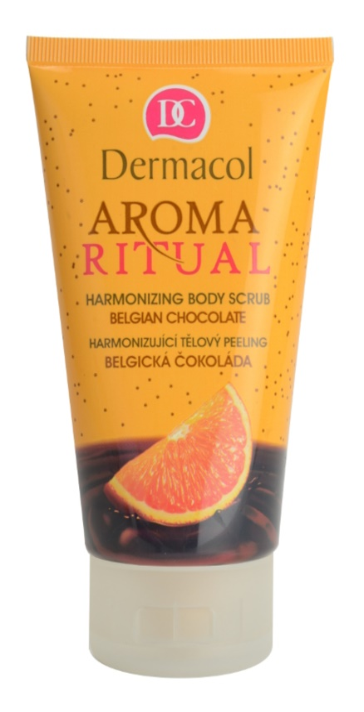 Dermacol Aroma Ritual peeling corporal harmonizador