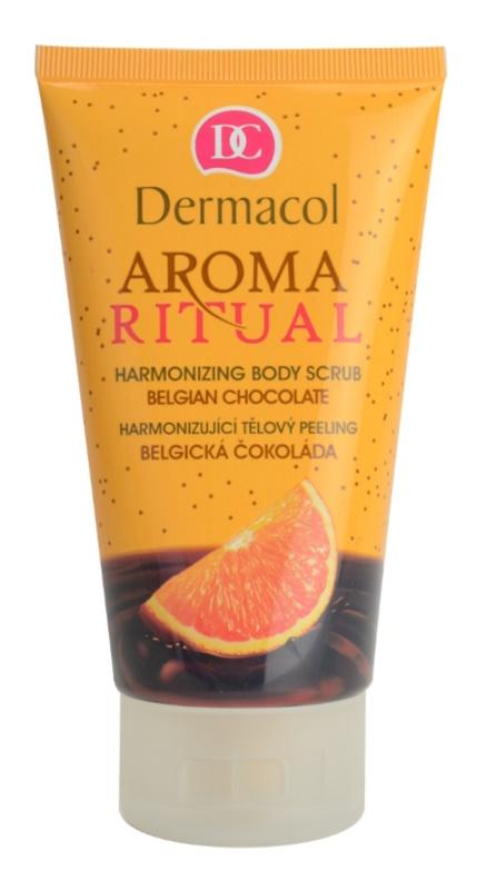 Dermacol Aroma Ritual relaxáló hatású testpeeling