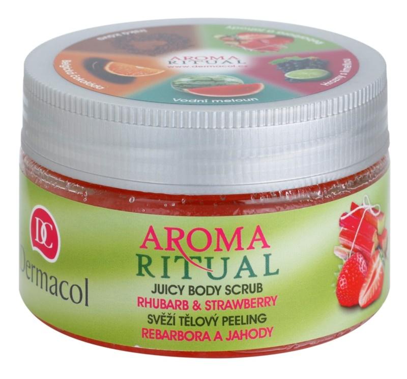 Dermacol Aroma Ritual Fresh Body Scrub