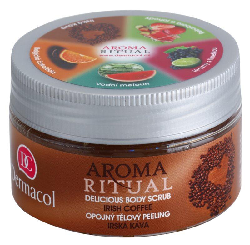 Dermacol Aroma Ritual opojni piling za telo