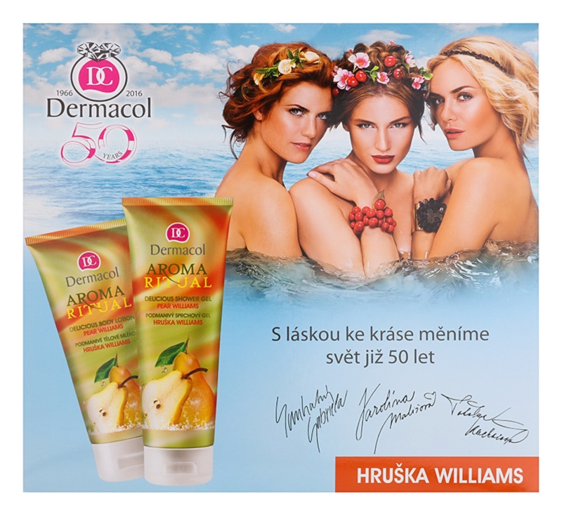 Dermacol Aroma Ritual set cosmetice XIV.