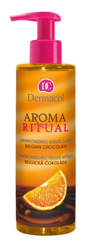 Dermacol Aroma Ritual Harmonising Liquid Soap With Pump