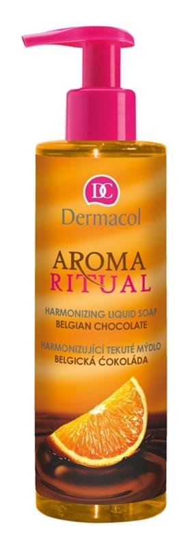 Dermacol Aroma Ritual harmonizujúce tekuté mydlo s pumpičkou