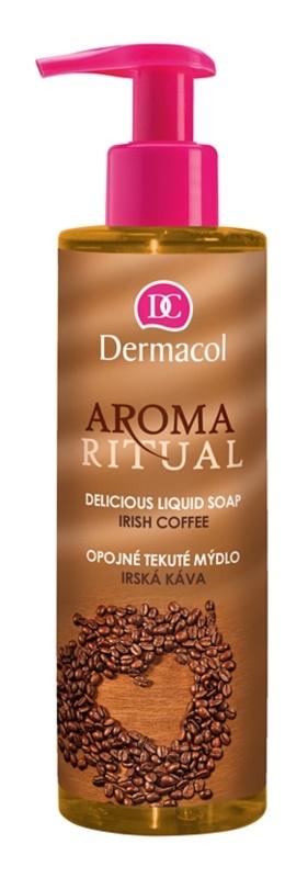 Dermacol Aroma Ritual savon liquide excellence avec pompe doseuse
